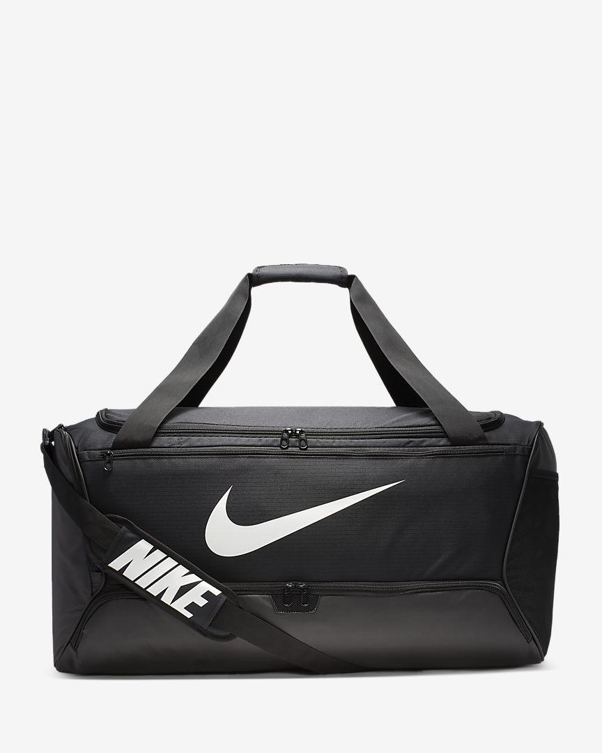 Nike Brasilia Holdall Medium Black