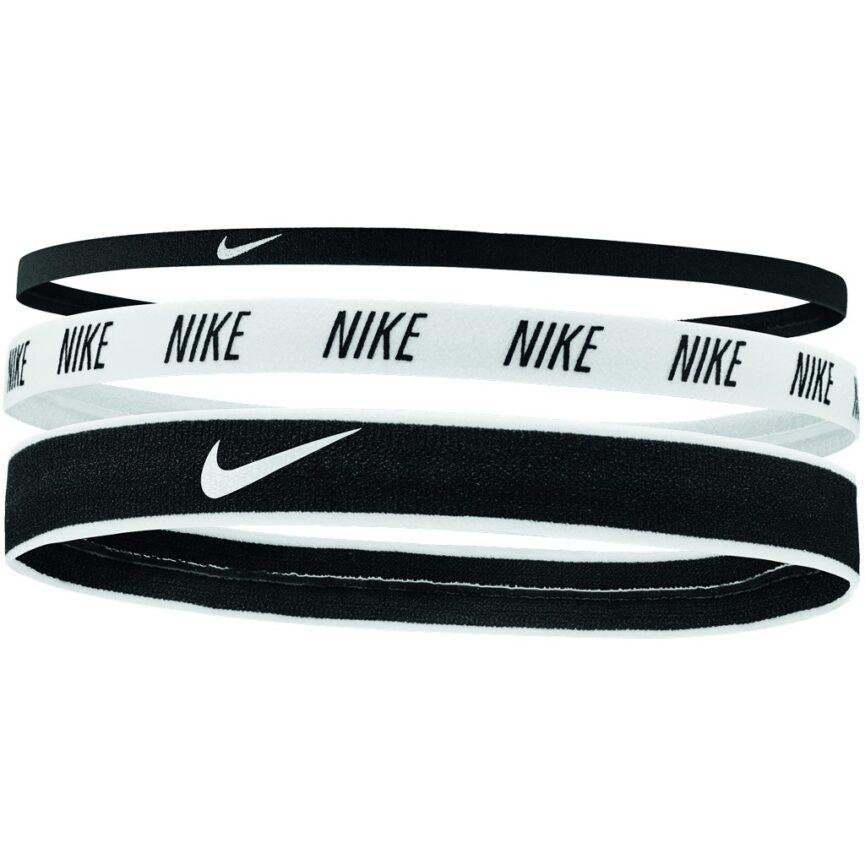 Nike Black & White Headbands