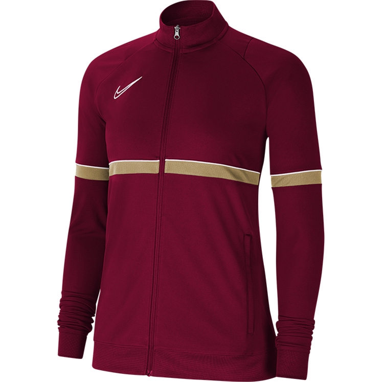 Nike Women's Dri-FIT Academy 21 Track Jacket Team Red
