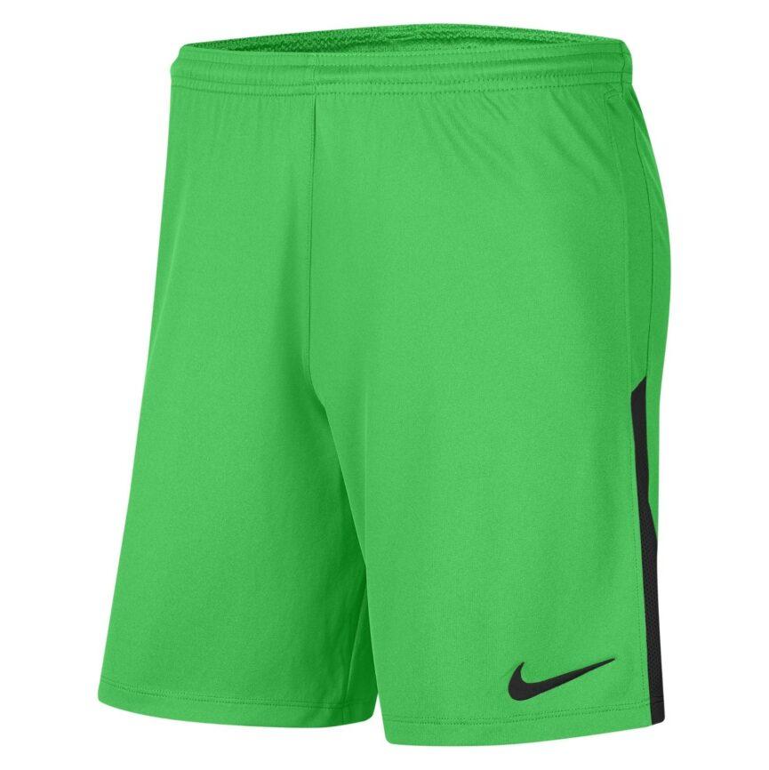 Nike Dri-FIT League Knit II Shorts Green Spark