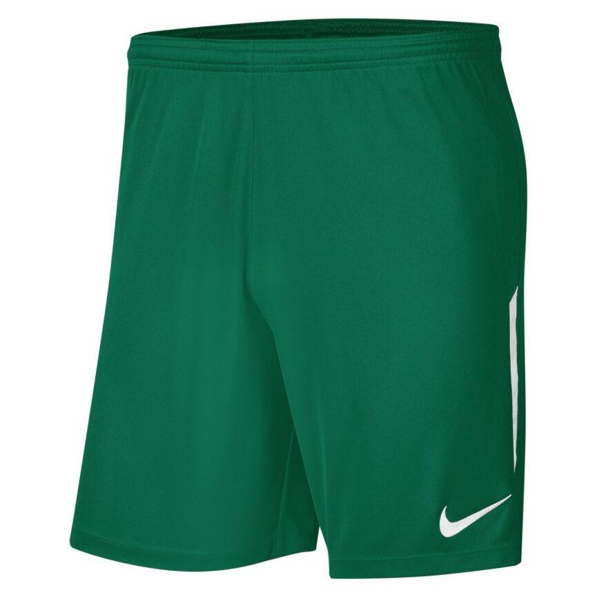 Nike Dri-FIT League Knit II Shorts Pine Green
