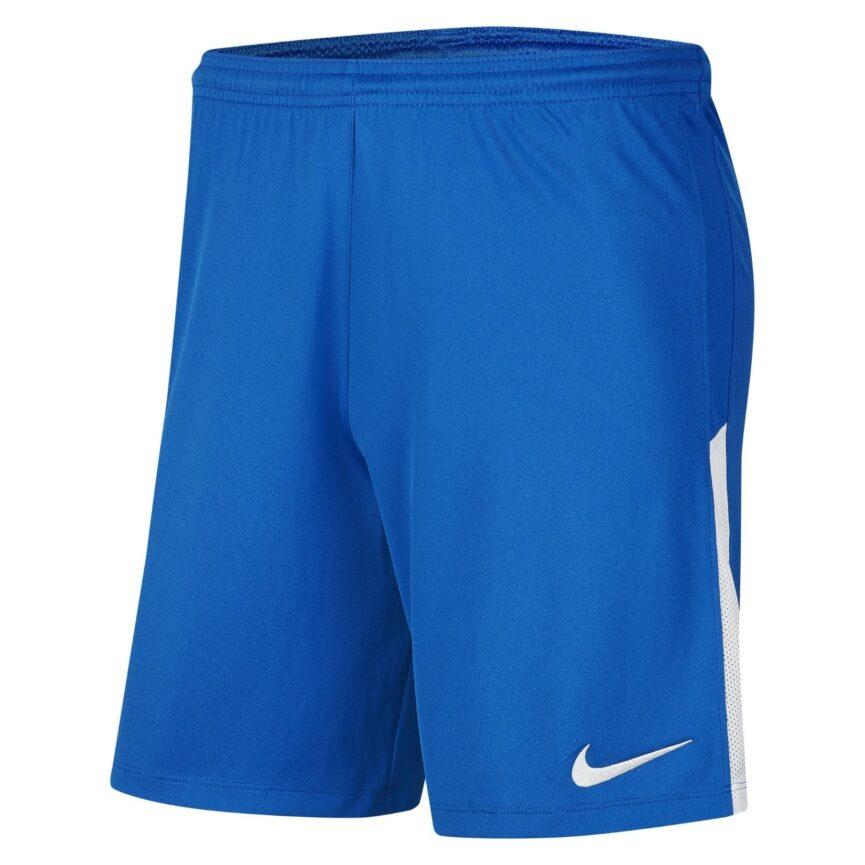 Nike Dri-FIT League Knit II Shorts Royal Blue