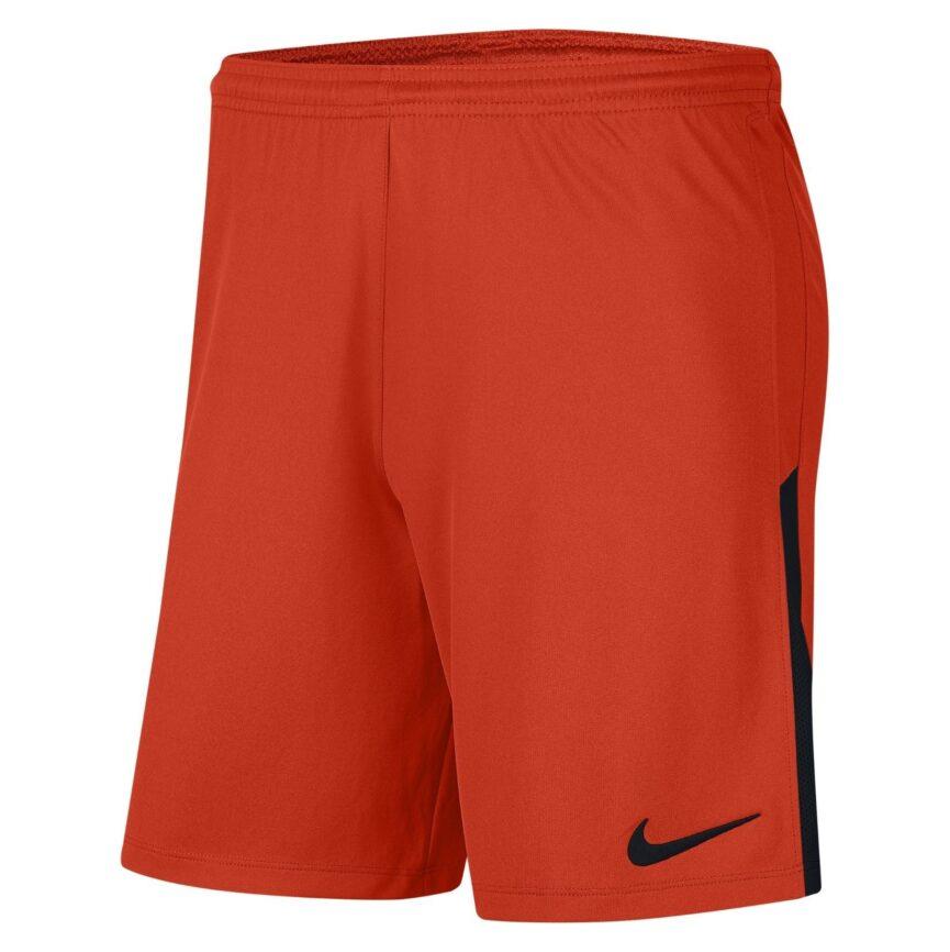 Nike Dri-FIT League Knit II Shorts Team Orange