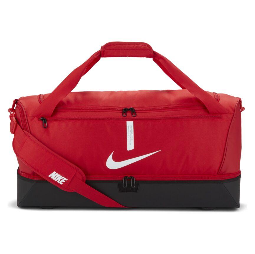Nike Academy Team Duffel Bag University Red Medium