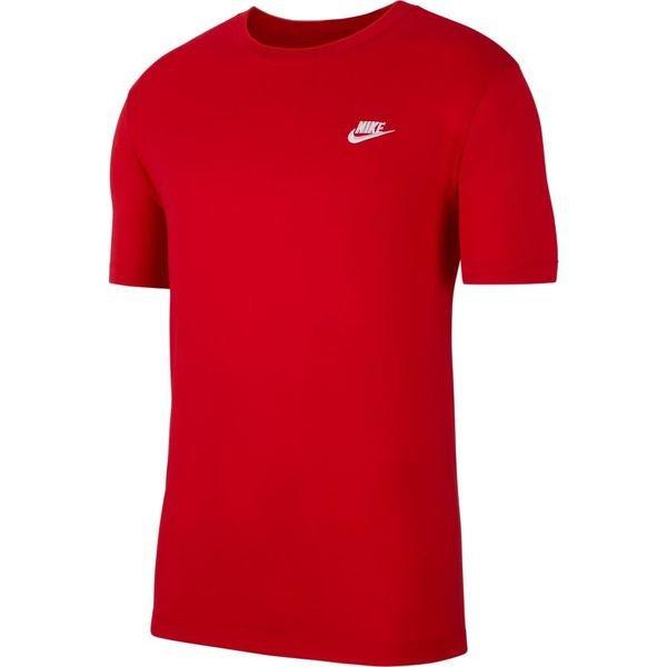 Nike Core T-Shirt Crew Neck Men's Red