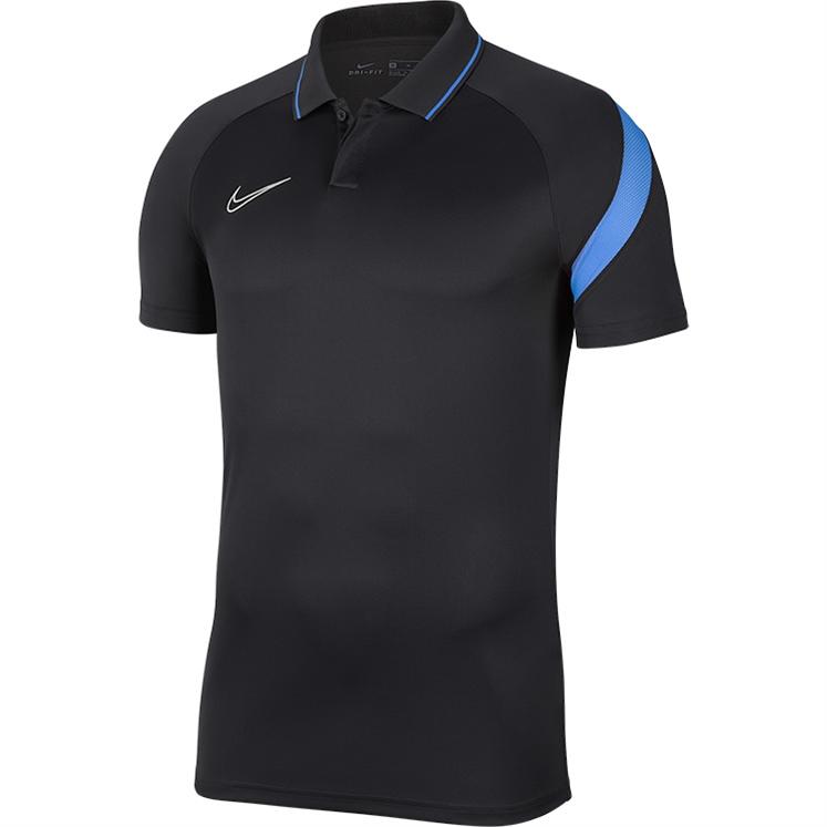 Nike Dri-FIT Academy Pro Polo Anthracite/Photo Blue