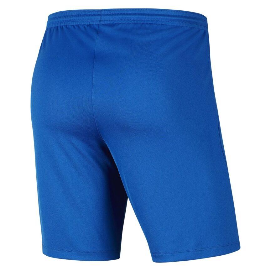 Nike Youth Dri-FIT Park III Shorts Royal Blue