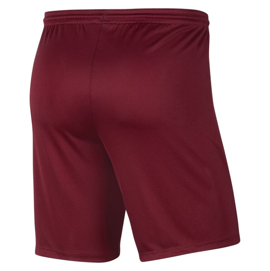 Nike Youth Dri-FIT Park III Shorts Team Red