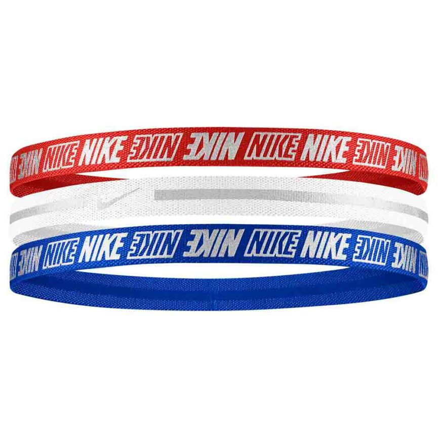 Nike Red White & Blue Headbands