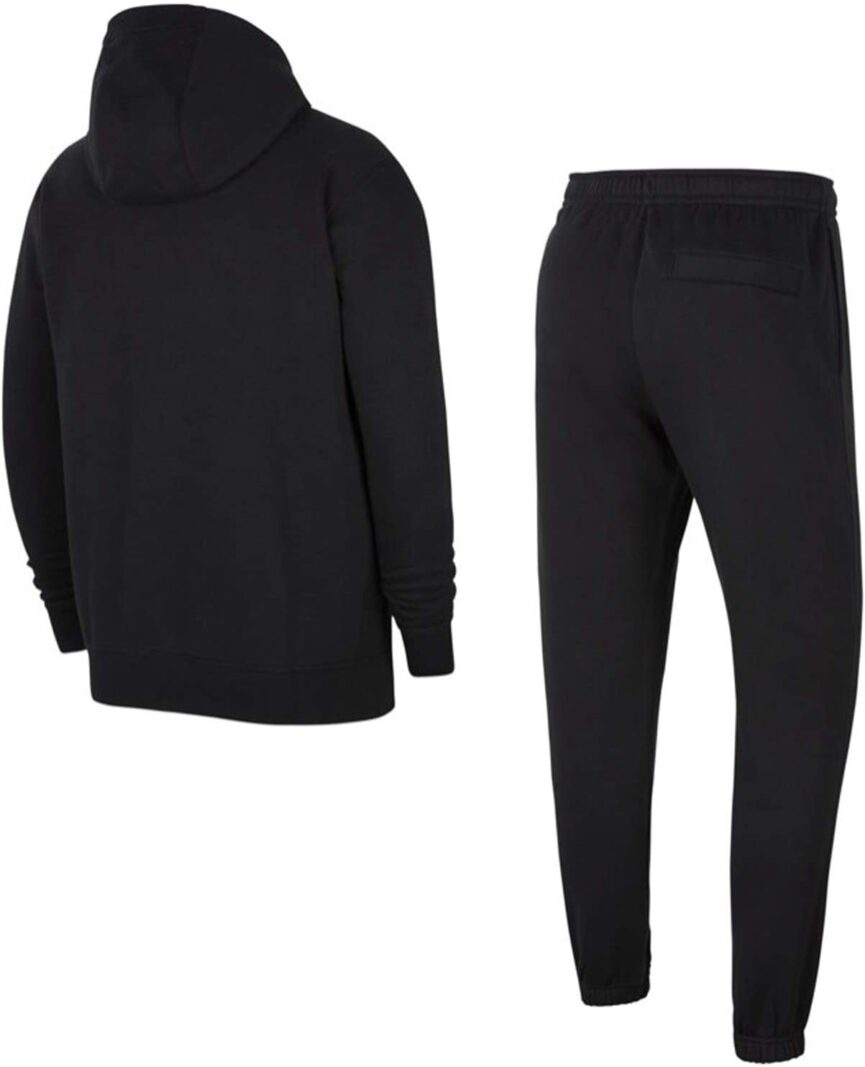 Nike Mens Sportswear Club Tracksuit Black