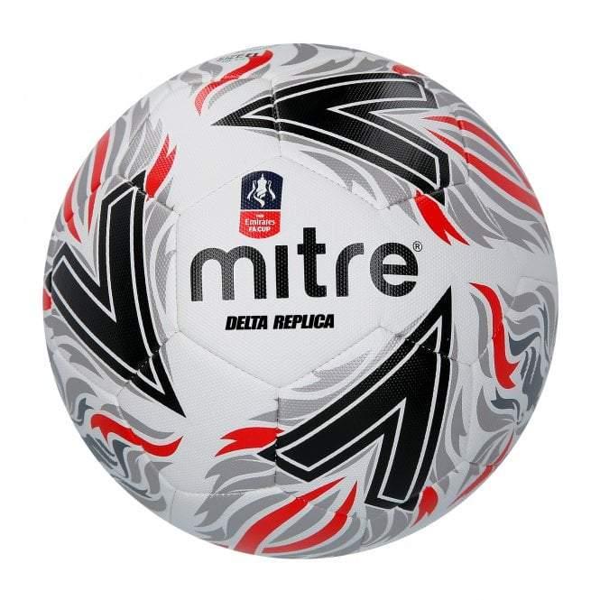 Mitre FA Cup Delta Replica Training Football Size 3