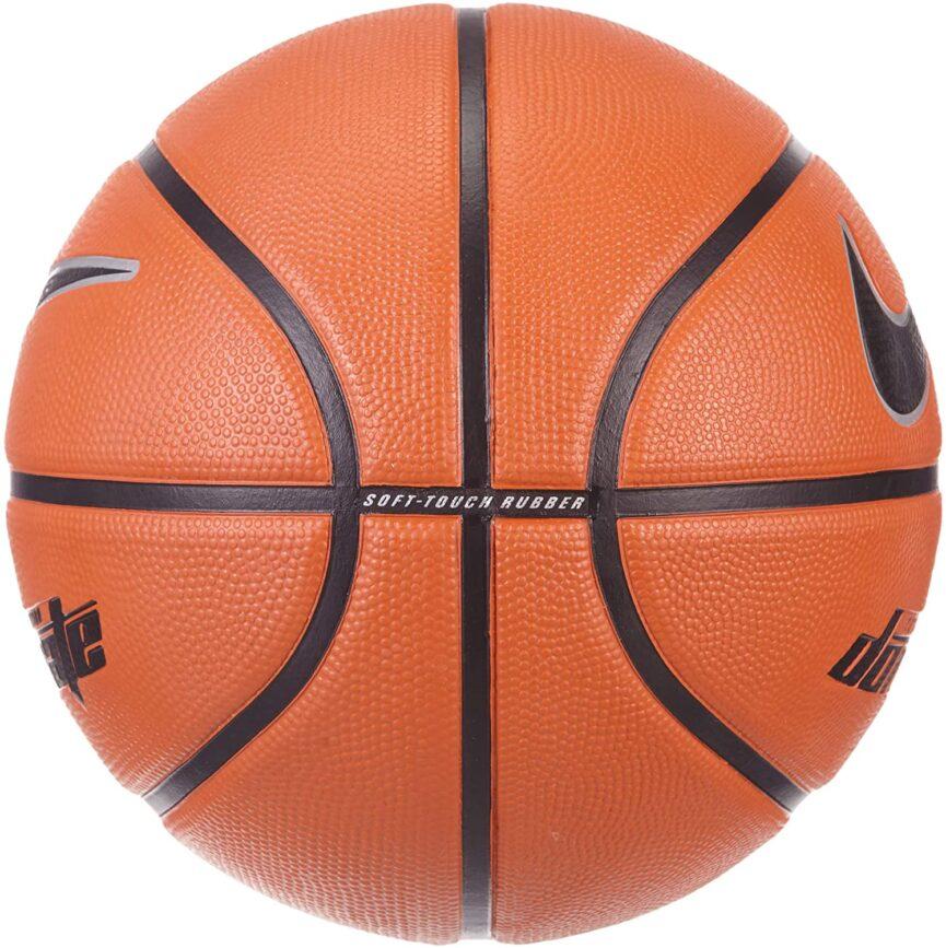 NIKE Dominate Basketball Orange Size 7
