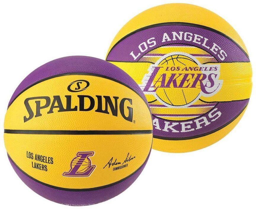 Spalding NBA LA Lakers Team Basketball – Size 7