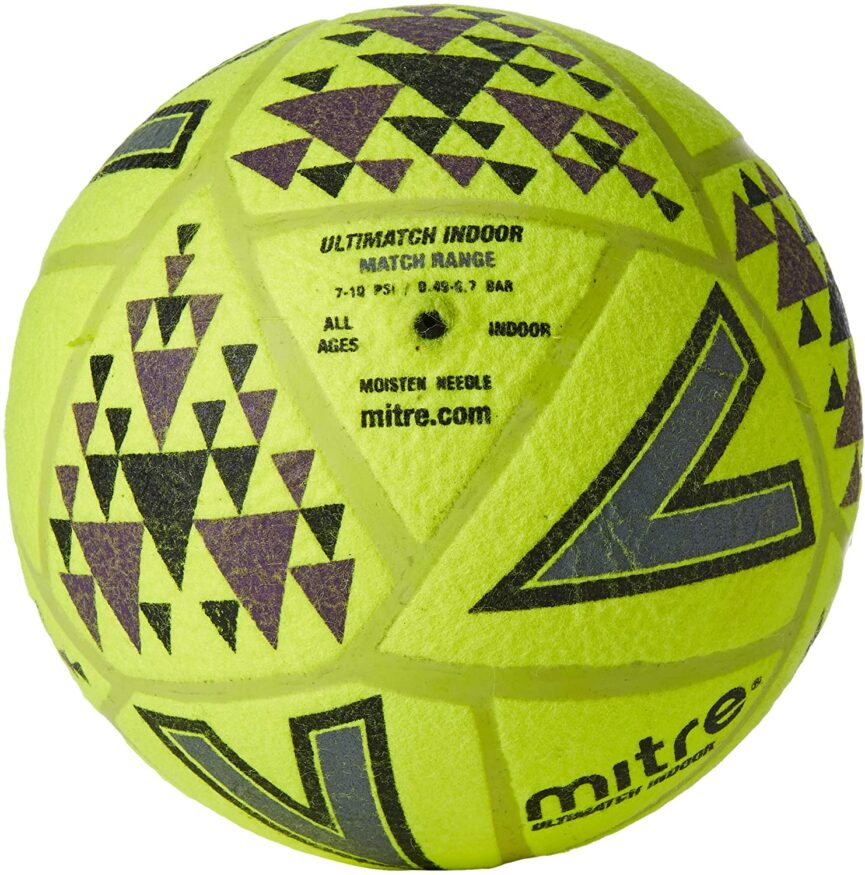 Mitre Ultimatch Indoor Football – Size 4