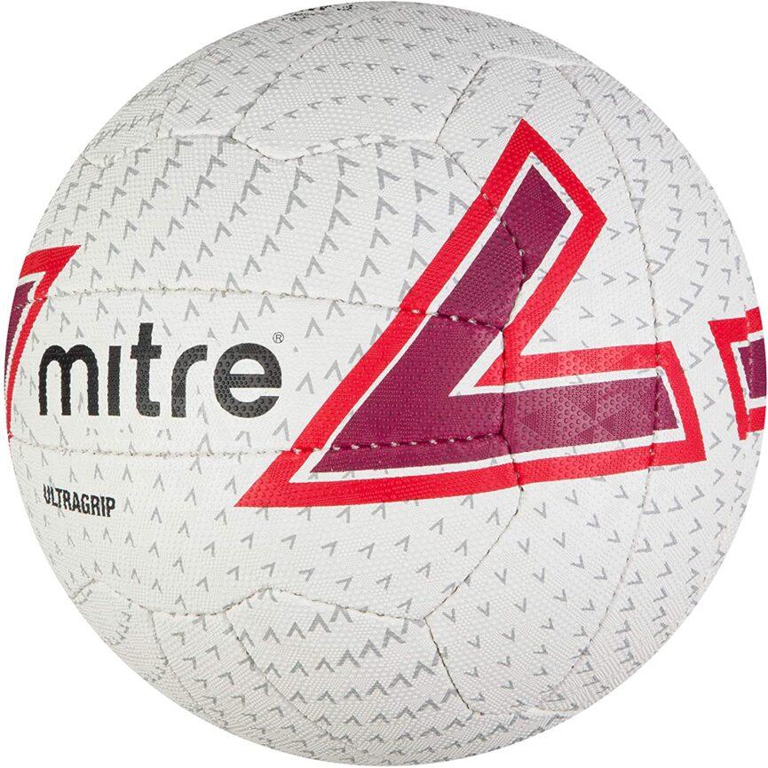 Mitre Delta Ultragrip Netball – Size 5